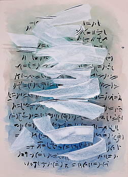 Watercolor 06 by Giovanna Mancuso