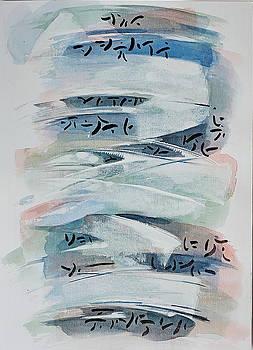 Watercolor 10  by Giovanna Mancuso