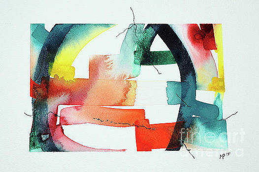 Watercolor 12 by Mark Palmer