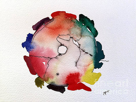 Watercolor 7 by Mark Palmer