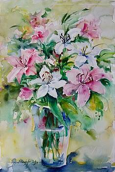 Watercolor Series No. 269 by Ingrid Dohm