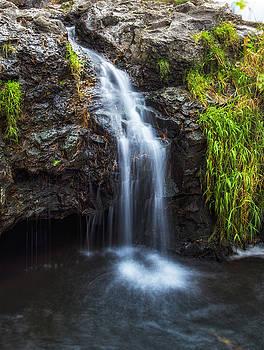 Waterfall by Bill Frische