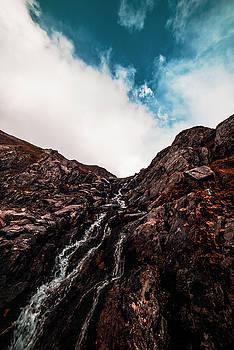 Waterfall by Chris Thodd