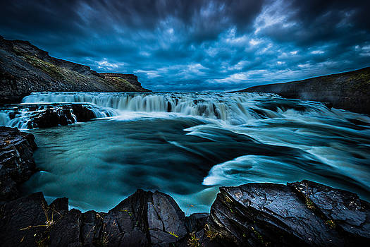 Waterfall Drama by Chris McKenna