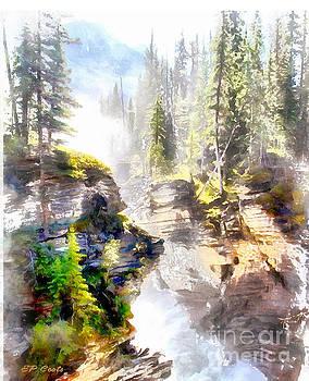 Waterfall by Elizabeth Coats