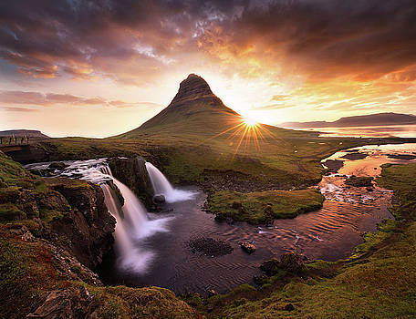 Waterfall Fantasy by Victor Liu