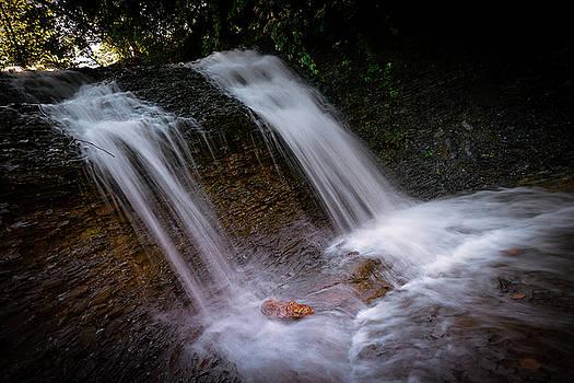 Waterfall by Garett Gabriel