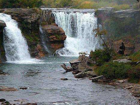 Stuart Turnbull - Waterfall I