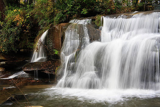 Jill Lang - Waterfall in NC