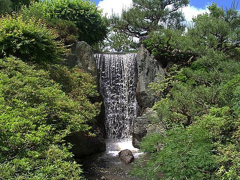 Waterfall by Julie Grace