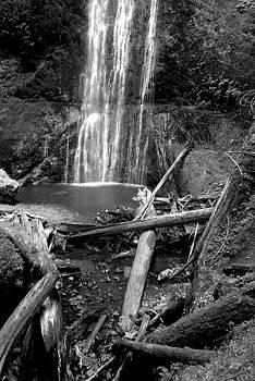 Waterfall by Keith McGill