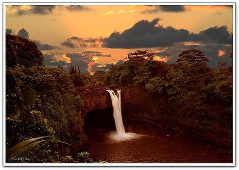 Waterfall by Mingwei Li