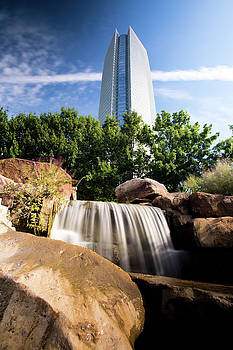 Waterfall by Nathan Hillis