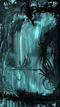 Waterfall by Orphelia Aristal