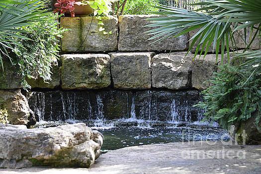 Waterfall  by Ruth Housley