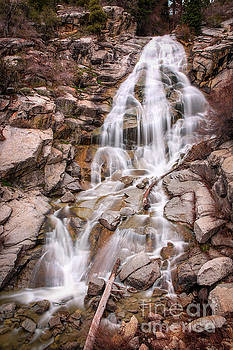Horsetail Falls by Spencer Baugh