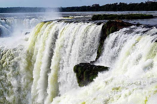 Waterfalls 15 by Ben Yassa