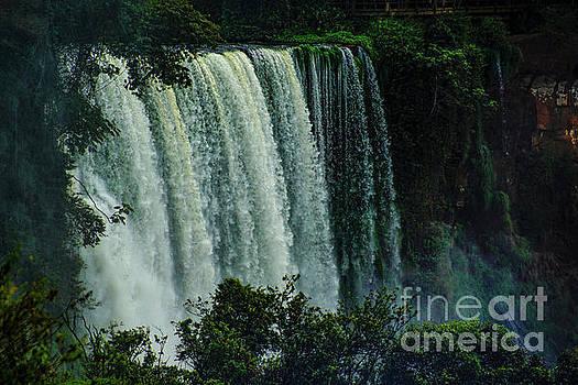 Waterfalls 16 by Ben Yassa