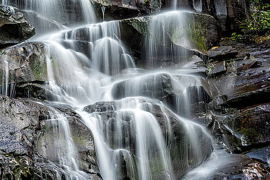 Waterfalls by Cathie Crow