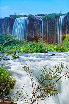 Waterfalls by Tran Minh Quan