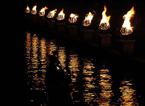 Waterfire by Lauren Jorgensen