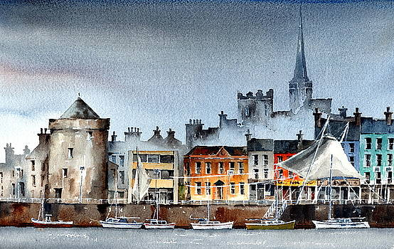Val Byrne - WATERFORD  City Quays