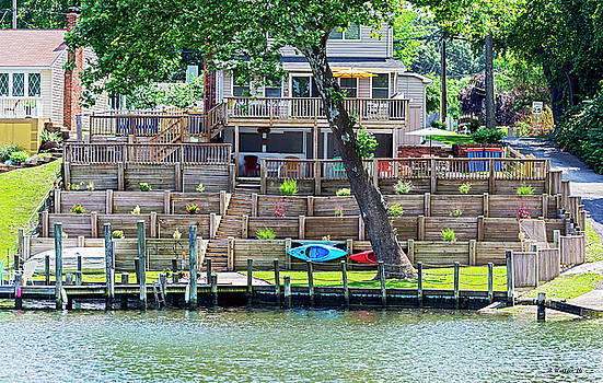 Waterfront Landscaping by Brian Wallace
