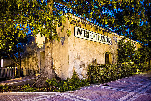 Waterfront Playhouse by Sarita Rampersad