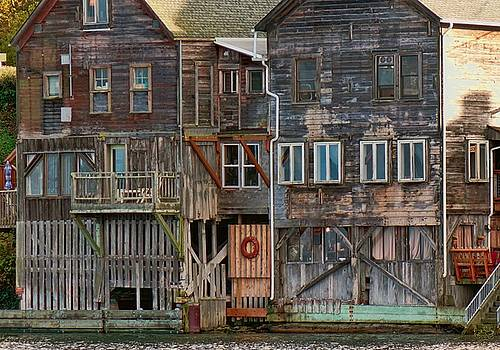 Waterfront Windows by Rick Lawler