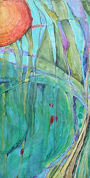 Watergarden 2 by Joella Guaraglia-Wheeler
