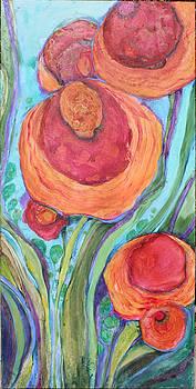 Watergarden 3 by Joella Guaraglia-Wheeler