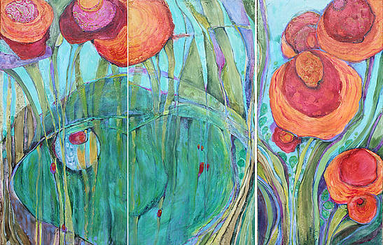 Watergarden  by Joella Guaraglia-Wheeler