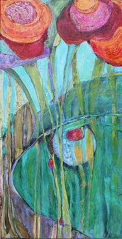 Watergarden1 by Joella Guaraglia-Wheeler