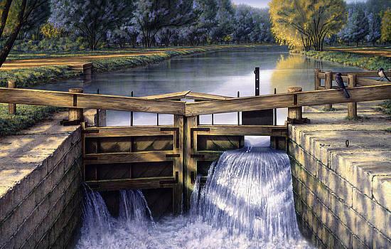 Watergate by Loren Salazar