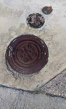 Waterhole by Ross Odom