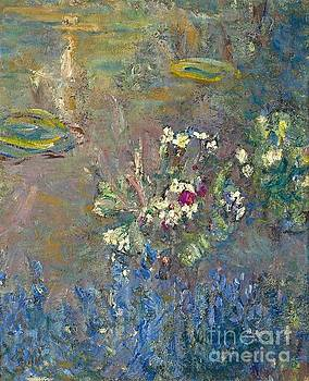 Monet - Waterlilies 41