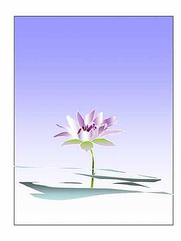 Waterlily by Mousumi Mani
