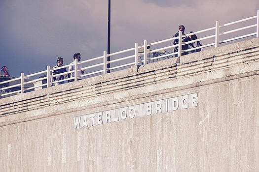 Waterloo Bridge by Rasma Bertz