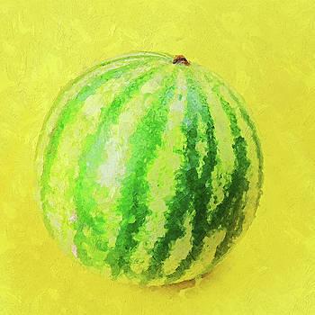 Watermelon I by Pekka Liukkonen