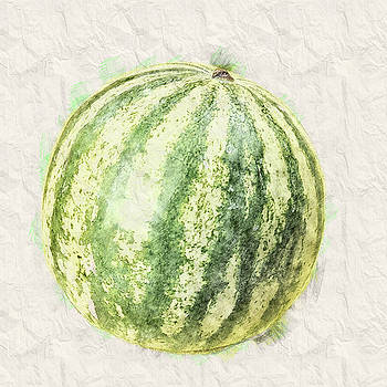 Watermelon II by Pekka Liukkonen
