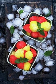 Watermelon by Iuliia Malivanchuk