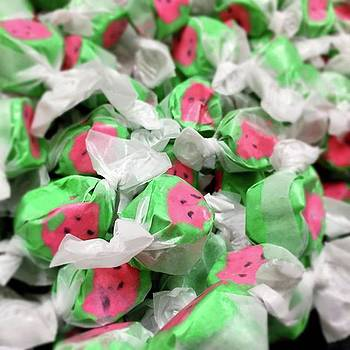 Watermelon Taffy // Are These Little by Megan Bishop