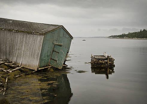Water's Edge by Nancy Killam