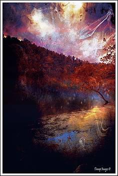 Waters Edge by Wesley Nesbitt