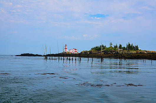Waters of Eastport by Lisa Purcell