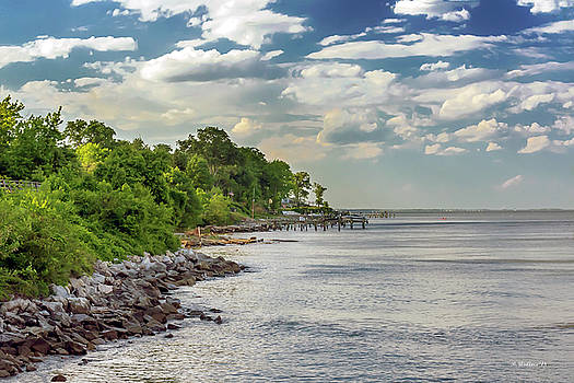 Waterscape Shoreline Downs Pk by Brian Wallace