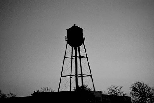 Michelle  BarlondSmith - WaterTower in Black and White