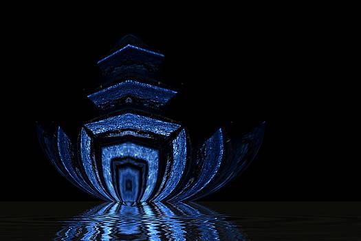Waterval  by Antony Petit