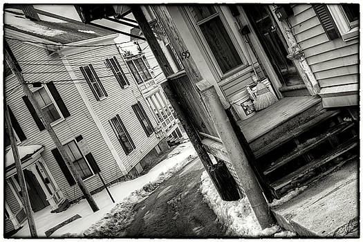 Waterville Alley by Patrick Groleau