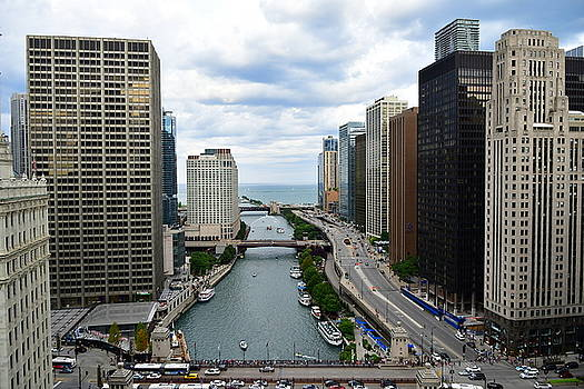 Waterway Chicago by Rob Banayote